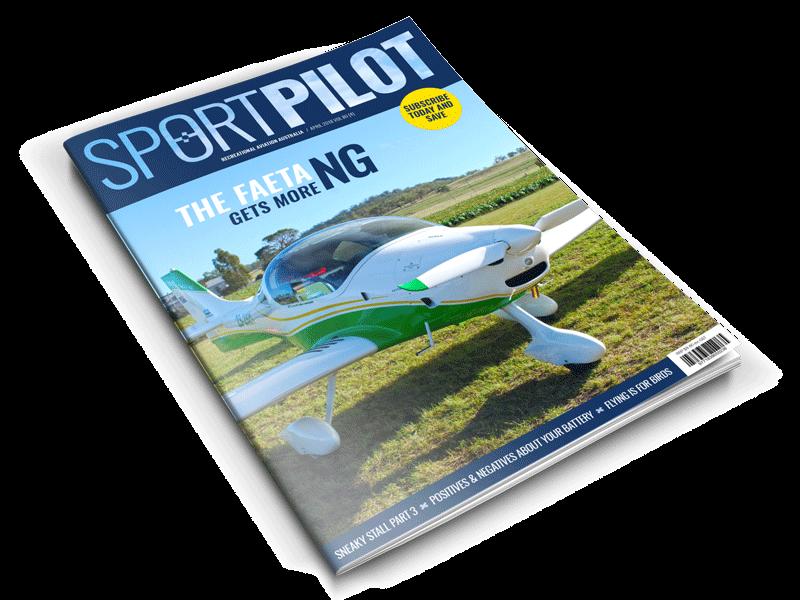 Actu Magazine Sport Pilot